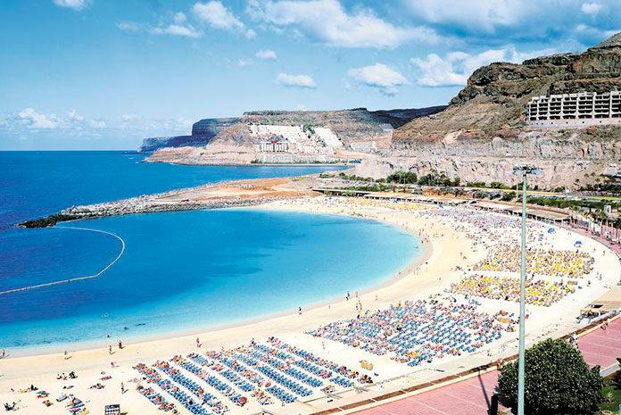 Wypoczynek w Gran Canaria