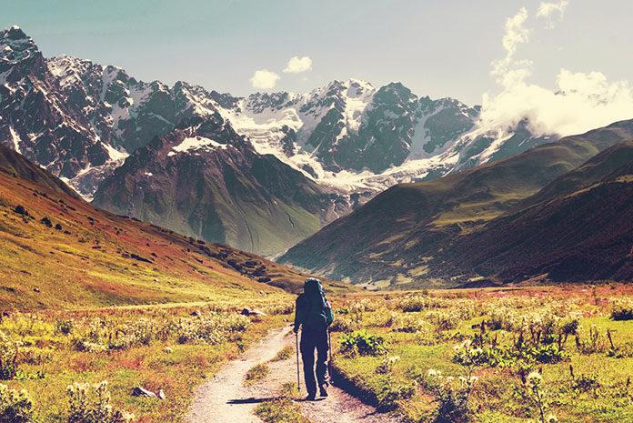 Optymalny bagaż na górskie wojaże