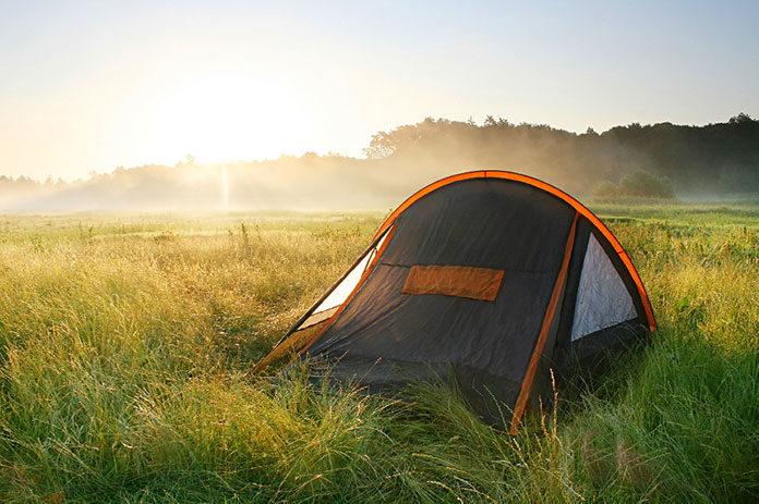 Spełniamy marzenia, czyli lato pod namiotem